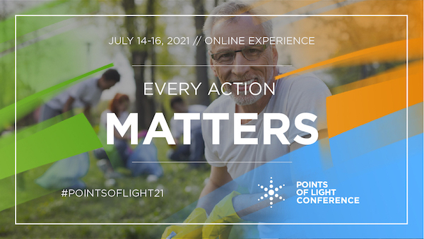 Points of Light Conference